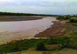 250px-Ghaggar_river_in_Panchkula
