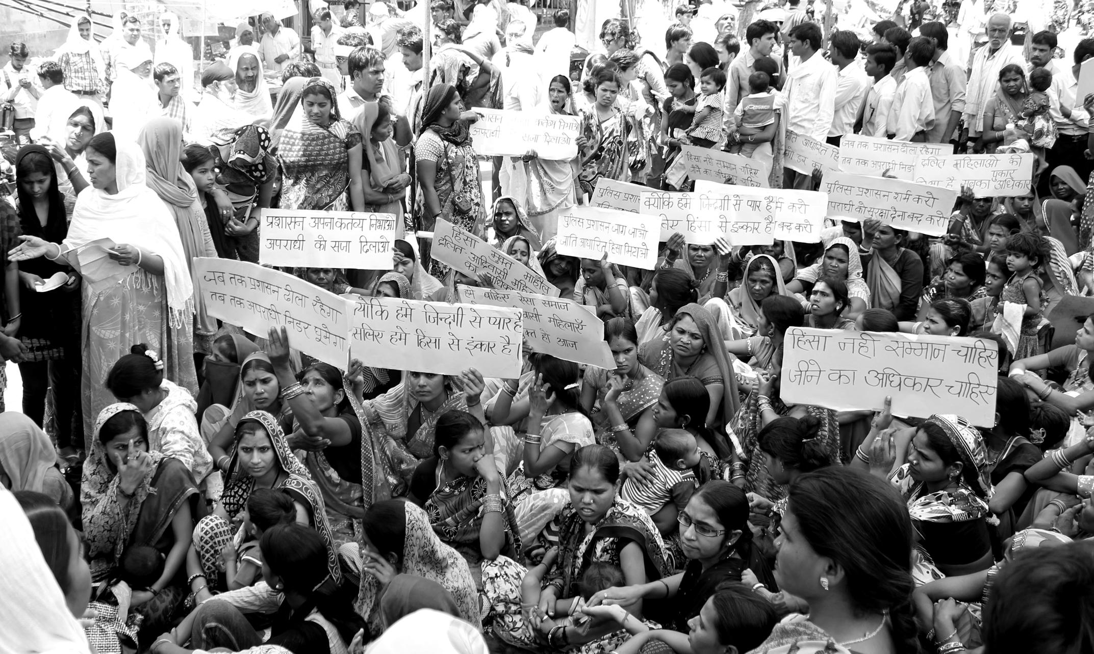 Kshetriya - Lalitpur Protest