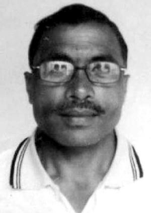 Sitamarhi Kshetriya - Ram Kumar Thakur