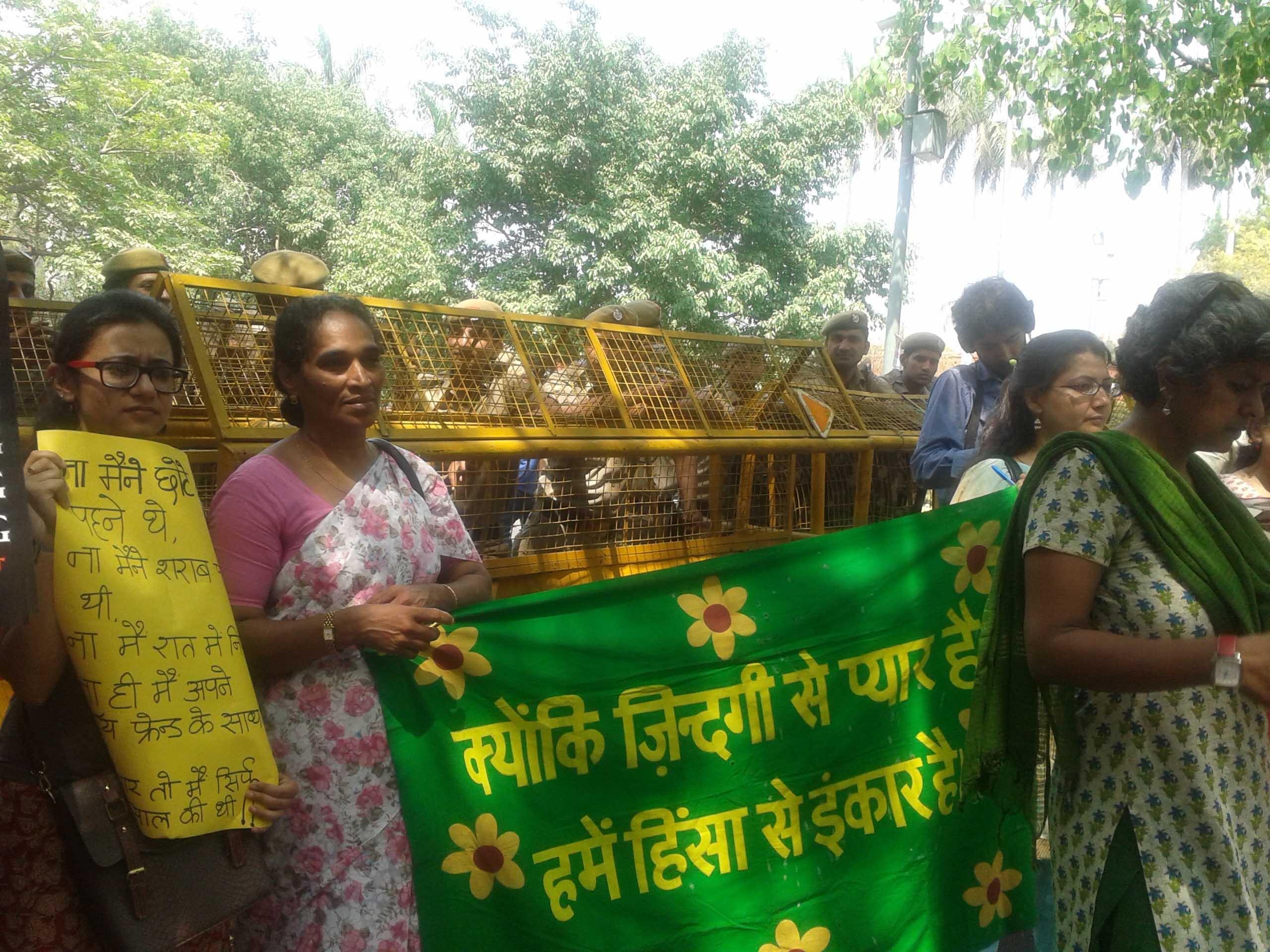 delhi rape protest1