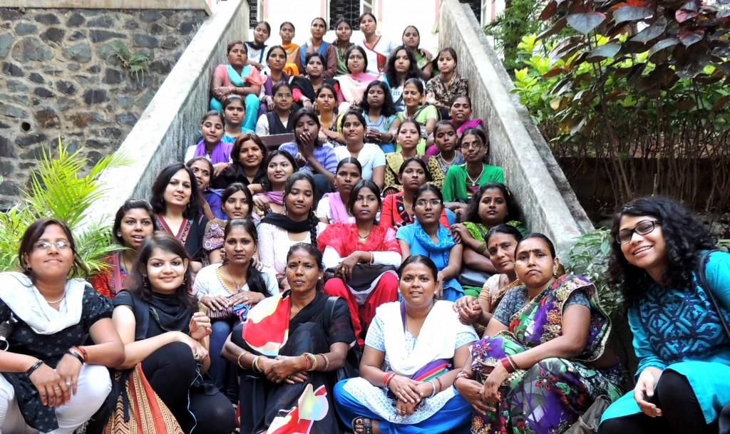 What began with 6 women in 1 district, is now a collective of 40 women from 2 states in North India