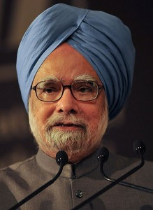 भारत के प्रधानमन्त्री - मनमोहन सिंह