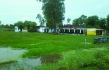 जमुनी पुरवा का प्राथमिक विद्यालय