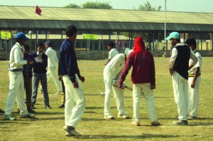 26-12-13 Mano - Karvi Cricket