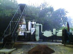 sitamarhi gasifier