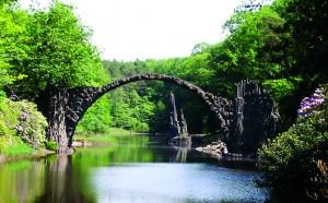 जर्मनी का राकोट्ज़ ब्रिज