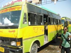20-02-14 Sampadakiy - Karvi Bus