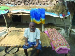 बीमारी से परेशान रामकृपाल