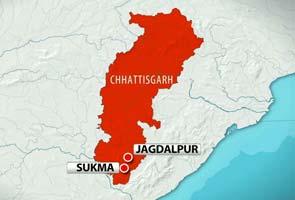 Sukma_Jagdalpur_Chhattisgarh_map_295