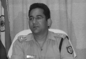 एस पी अमित वर्मा