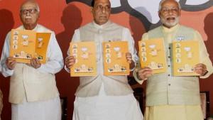 09-04-14 Desh Videsh - BJP Manifesto